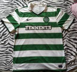 Linda Camisa Celtic Nike.