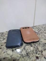 Smartphone Samsung S3 16 g só 99 reais