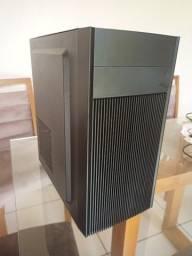 computador novo cpu i3 4geração, memória 8gb, ssd 128gb