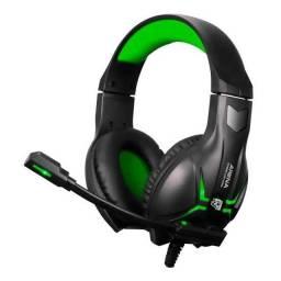Headset Gamer Arena HGAR ELG - Preto<br><br>
