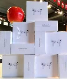 Fone Bluetooth Apple - AirPods Pro MWP22AM / A com Chip H1 - Branco