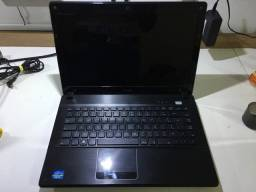 Notebook i5 4GB 320 HD