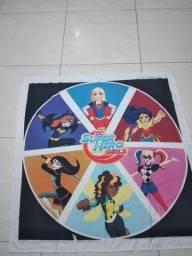 Painel das Super Girls