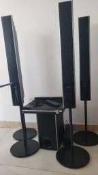 Título do anúncio: Home theather system Sony - Davdz 870w - 5.1 Canais  com módulo surround via wifi - usado