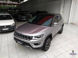 Jeep Compass Limited 2.0 4x4 Diesel - 2021 - Aceito carro ou moto como entrada