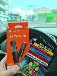 Mi TV Stick Promoção Lacrado e Original em até 5x (loja física) corree