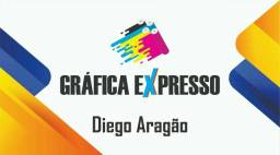 Título do anúncio: Gráfica Expresso