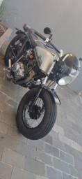 Moto custom CB400