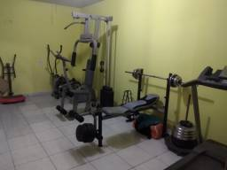 Máquinas para academia