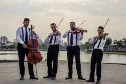 Música ao Vivo - Quarteto Borá