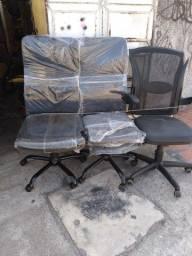 Título do anúncio: Cadeiras presidente de tela