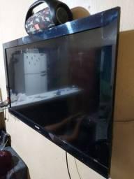 "TV LCD SONY BRAVIA 40"" SEM AVARIA E FUNCIONANDO NORMALMENTE"
