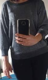 Suéter lurex