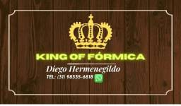 King of fórmica