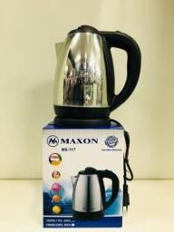 Jarra Elétrica Inox 1,8l 110v Maxon Mx-119, 360 Graus, 1500w