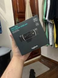 Webcam logitch c922 full hd