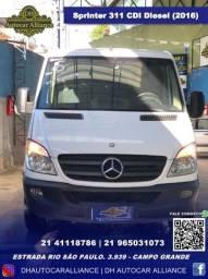 Mercedes Sprinter 311 2016 Diesel