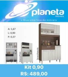 Título do anúncio: ARMÁRIO d cozinha Top C/Frete grátis