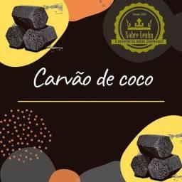 carvão de coco
