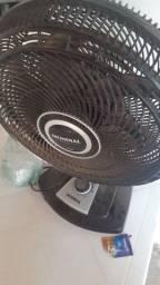 Ventilador mundial turbo 8 palheta