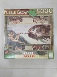 Quebra-cabeça Grow 5000 pçs