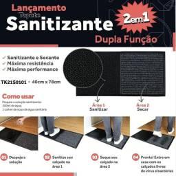 Agora!!!! TAPETES SANITIZANTES 2X1 POR R$ 59,00!!