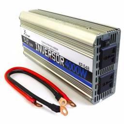 Inversor Automotivo Veicular1000. 2000 ,5000 4000w 24v 110v Ou 220v Knup