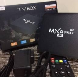 Tv box 64G (PRODUTOS NOVOS, NA CAIXA)