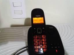 Título do anúncio: Telefone s/fio Gigaset A495H com secretaria eletronica e viva voz