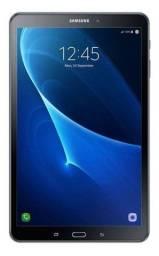 """Tablet Seminovo Samsung Galaxy Tab A SM-T585 10.1"""" 16GB black com 2GB de memória RAM"""