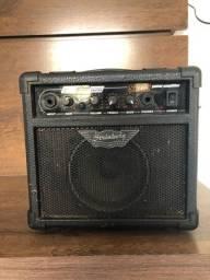 Cubo amplificador 12w para guitarra