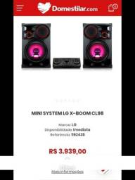 SOM SYSTEM LG X-BOOM CL 98