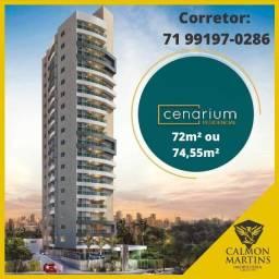 Apartamento 2 quartos em 72m² - Cenarium Residencial