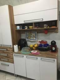 Conjunto armário de cozinha