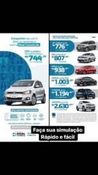 Título do anúncio: Consórcio de automóveis
