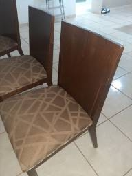 06 cadeiras usadas CASA VERDE