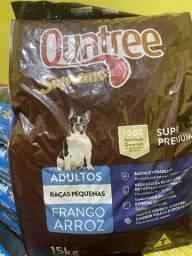 Ração Quatree Supreme Super Premium 15kg