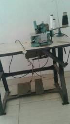 Máquina de costura overlook