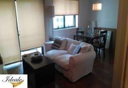 Título do anúncio: Flat em Moema para locação - Duplex lindo!!