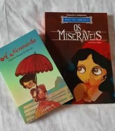 Os miseráveis Livros
