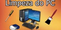 Formatação, limpeza e montagem de computadores!