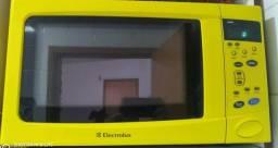 Título do anúncio: Micro-ondas Retro