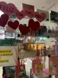 Título do anúncio: Vendo loja de cosméticos Mauá