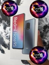 Requinte! REDMI Note 9s da Xiaomi! Novo LACRADO COM GARANTIA e entrega hj