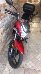 Título do anúncio: Moto HaoJue DK150 2020 novíssima - somente venda!