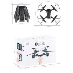 D8 - Drone RC, camera 480P e grande Angular, WIFI FPV, 3 velocidades<br><br>