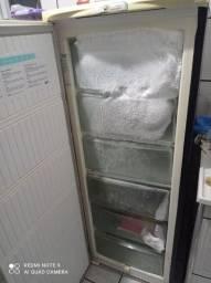 Geladeira e freezer usado