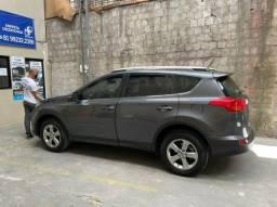 2015 Toyota RAV4 Cinza Escuro - Estado Casa de Boneca de Novo e Preservado