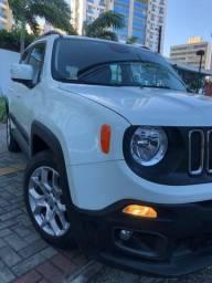 Título do anúncio: Jeep Renegade Longitude 1.8 Flex C Apenas KM 44.000