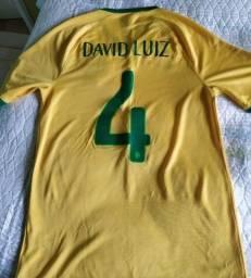Camisa Nike Seleção Brasileira (Copa do Mundo 2014)